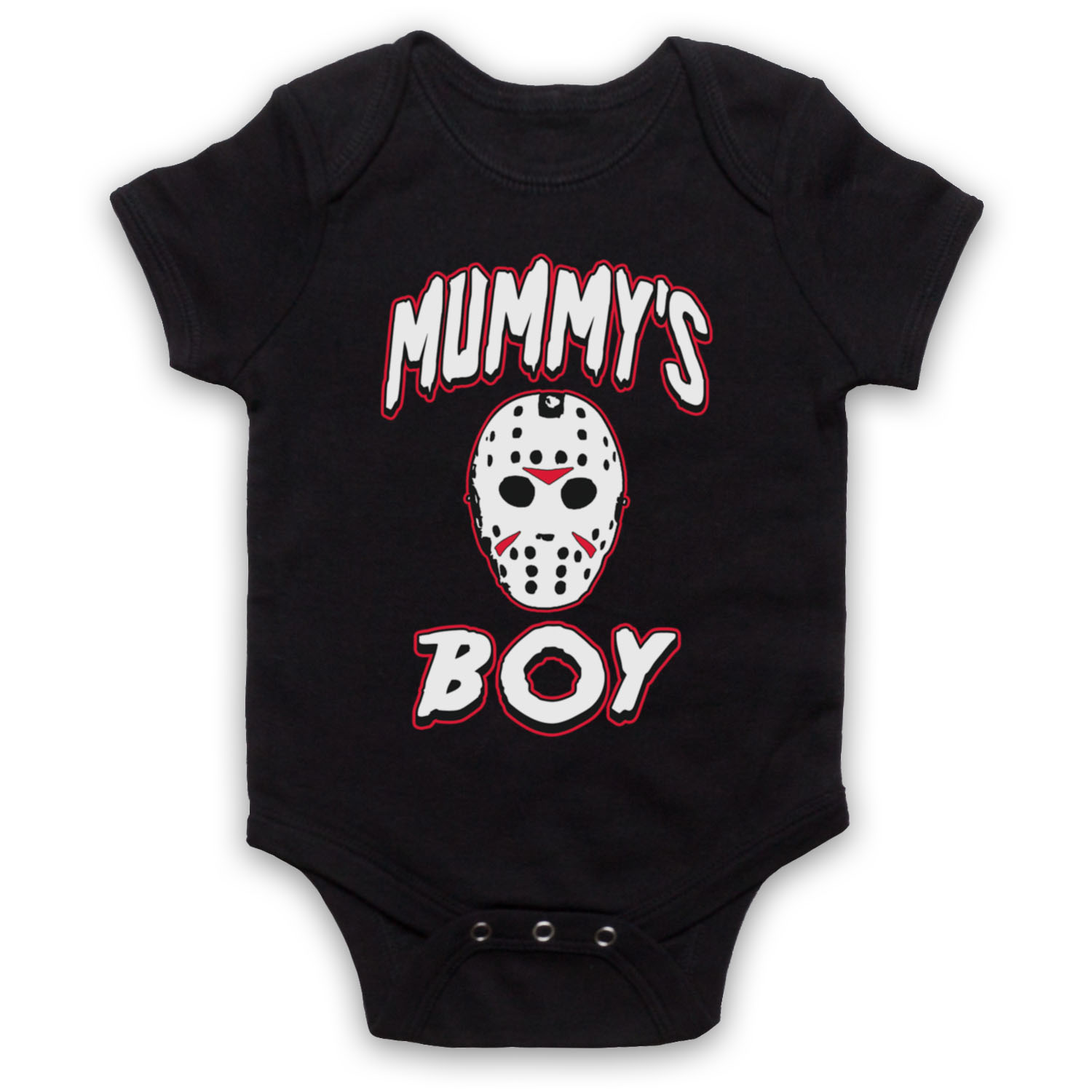 Jason Voorhees Baby Clothes Newest and Cutest Baby Clothing