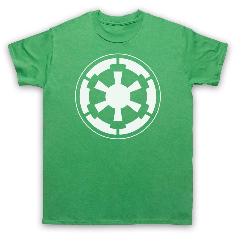 Star Wars Galactic Empire Logo Sci Fi Film Symbol Icon Adults Kids