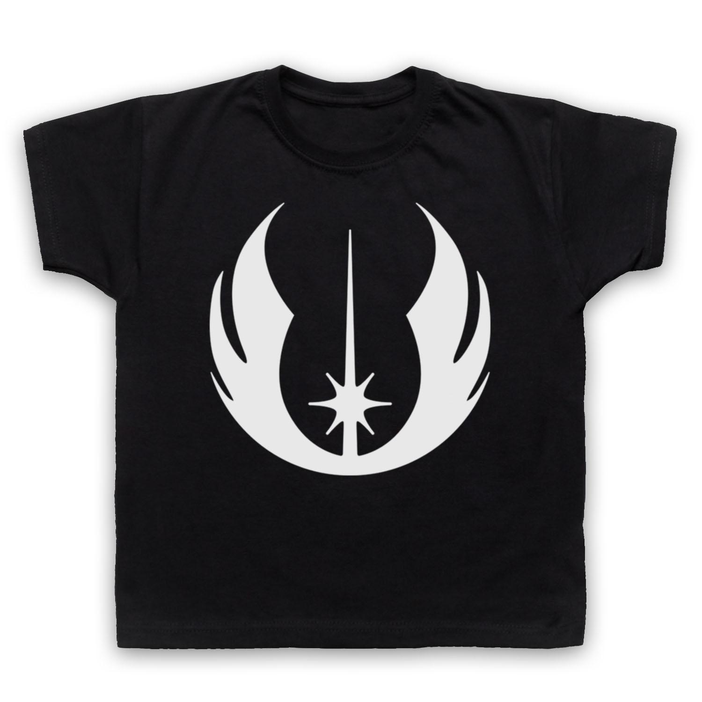 Star Wars Jedi Order Logo Sci Fi Film Symbol Icon Adults Kids T