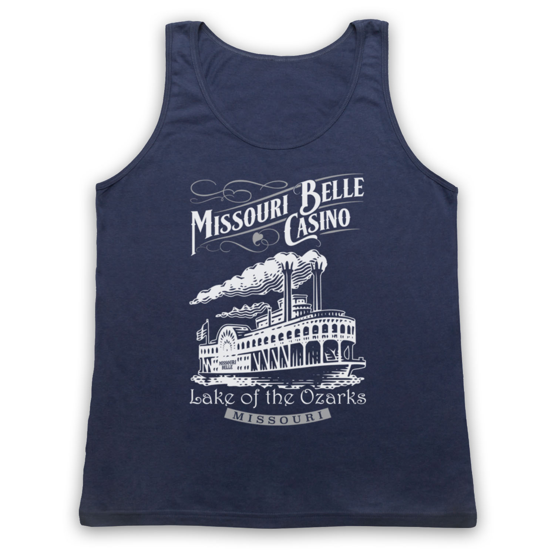 Ozark Missouri belle Casino Flottant Bateau Marty Byrde Baby Grow Babygrow Cadeau